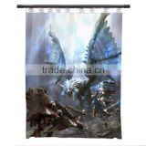 New Frontier G - Monster Hunter Anime Japanese Window Curtain Door Entrance Room Partition H0457