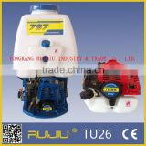 Top grade most popular 0.6kw fertilizer/backpack power sprayer