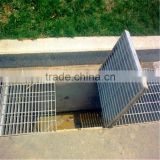 Best price 304/316/316L stainless steel grating/grate/grid drain trench cover/manhole cover