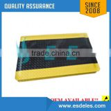 Yellow black EVA esd antistatic anti-static anti fatigue anti-slip anti-fatigue foam floor mat mats