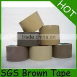 Alibaba Hot Sell Strong Adhesive Carton Sealing Products Clear Colored Bopp Brown Packing Tape for Packaging