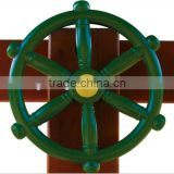 Outdoor Playground Equipment/Pirate Ship Equipment/Ships Wheel
