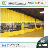 Temporary Warehouse/Workshop PVC Strip Industrial Side Curtains,Flame Retardant PVC Industrial Curtains