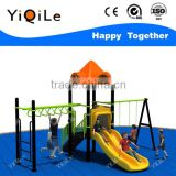 Outdoor Swing Set Monkey Bars Playground
