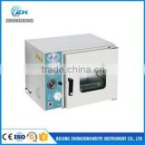 Digital display dry heat oven / air dry oven / vacuum drying oven for laboratory with CE for hot sale