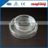 High quality glass petri dish