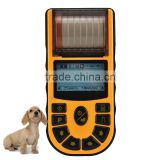 Single channel Handheld Vet Veterinary Electrocardiograph ECG Machine EKG-80V with CE ISO Certification