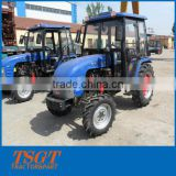 nice TS model tractor 2wd and 4wd blue color with cabin from 30hp to 50hp