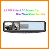 Inquiry about Car Rear View Mirror Monitor--4.3 TFT Color LCD Screen Car Rear View Mirror Monitor