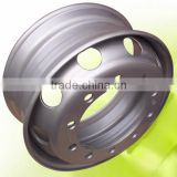 Hot Sale Tubeless Wheel Truck Rims for Sale
