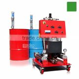 High pressure Insulation polyurethane spray foam machine for sale