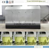 Used ship engine oil refining to diesel base oil distillation machine 15tpd