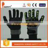 DDSAFETY With 5years experience high Impact Anti Cut Resistant Gloves With TPR Protection