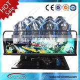 hydraulic cine crazy motion cinema amusement 7d motion cinema simulator 5d movie theater truck mobile 5d simulator cinema