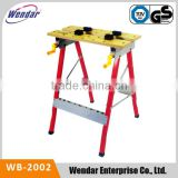 Multi-function,Foldable Woodworking Workbench 25x25mm,