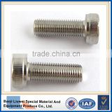 Factory sell DIN7985 titanium cross recessed raised cheese head screws with top quanlity