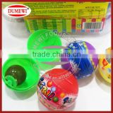 Africa Market Hot Products Fruit Lollipop Football Candy