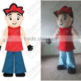 charater dance boy mascot costumes NO.3828