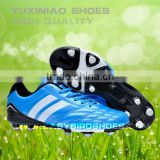 outdoor or indoor soccer football cleats shoes cheap price but high quality skid resistance