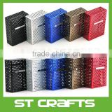 Metal Cigarette Case Eco-friendly Cigarette Pack Holders , Cigarette Pack Cover
