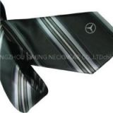 Customized Or Fashion Design With Logo Or Without Logo Unifrom Wear Regular Or Clip On Necktie For Group Order