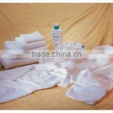 bathrobe and slipper set, hotel textiles supplier
