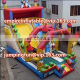 Customized inflatable amusement medium-sized slide ID-SLM033