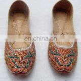 INDIAN EMBROIDERY LADIES JUTIES