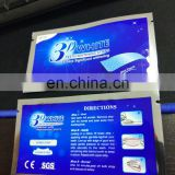 3D whitestrips new teeth whitening strips