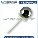 Auto Testing ball/Accessibility probe IEC60529 Rigid sphere 50mm probe A / IP1X Test probe A