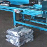 Industrial Wiping Rag Baling Machine
