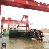 Hydraulic sand suction dredge in stock