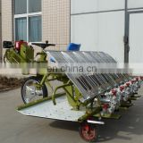 automatic 6 rows rice transplanter , rice planting machine for low price