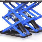 Superthin scissor lift