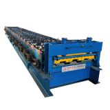Galvanized Steel Sheet Floor Decking Panels Roll Forming Machine