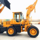 good price garden loader with less fuel, good quality wheel loader with snow shovel with CE ISO