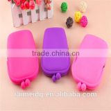 Top quality silicone coin purse factory
