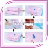 Plastic PA+PE/PET+PE Material bedding use Vacuum Bag big volume vacuum packing bag 100*120CM