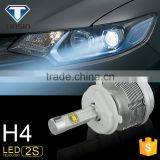 wholesale ETI Chip led head light for car for honda civic                                                                         Quality Choice