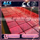 ACS New Design 3D Slim and Portable RGB Led Dance floor for sale