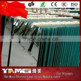 High quality 3mm,4mm,5mm,6mm large any shape mirror glass sheet / mirror sheet