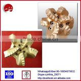 High- quality matrix body/steel body PDC drill bit