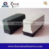 magnisite resin fickert abrasive block, metal bond polishing brick for granite