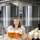 electric small automatic brewhouse beer brewing system/Micro Beer Brewing Equipment For Ginshop,Barbecue,Restaurant,Pub,Hotel