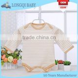 PF-MS-071 toddler infants organic cotton baby bodysuit