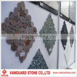Natural Pebble Cobble Stone Mat Carpet
