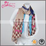 Professional Factory Cheap Wholesale Top Quality wholesale italian women silk scarves for dyeing
