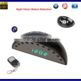 1920x1080P Full HD IR Night Vision Motion Detection Hidden Camera Alarm Clock Mini DVR Camcorder