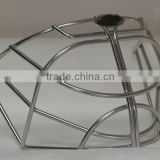 helmet cage !China Wholesale helmet cage with A3 Stainless Steel for american football helmet
