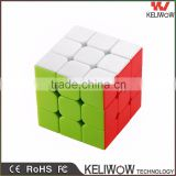 hot-sale speed cube 3*3 puzzle game cube for brain IQ practice                                                                                                         Supplier's Choice